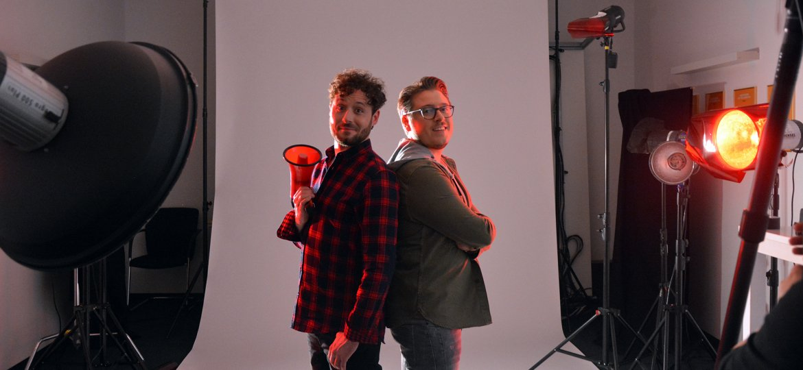 Tim-und-André-Fotoshooting