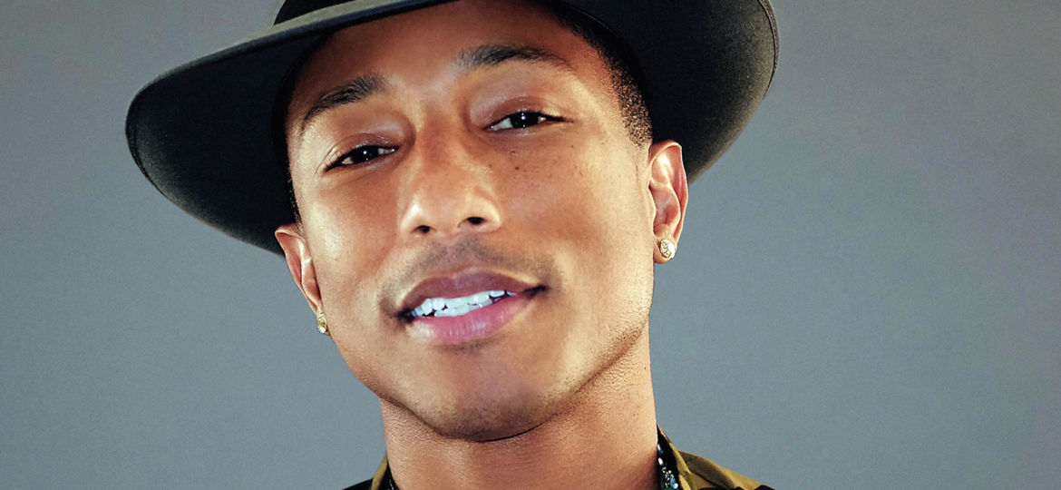Pharrell Williams, Pressebild, Sony Music